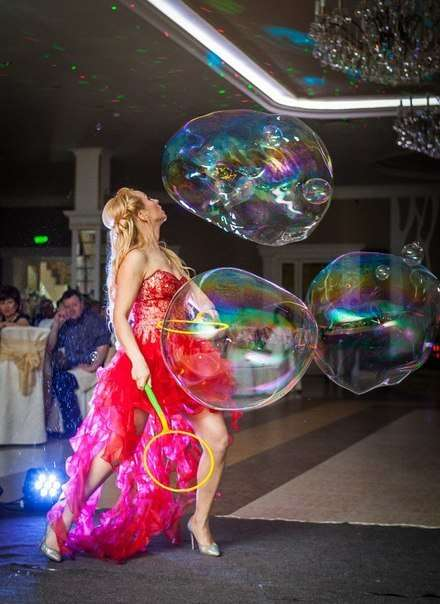 Фото 4430733 в коллекции Шоу гигантских мыльных пузырей - Bubble Show Ирины Сухоруковой