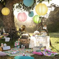 идея для пикника (фотосессия)