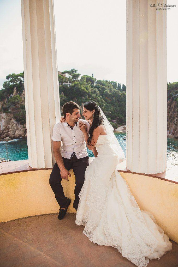 Фото 4467529 в коллекции Фотосессия в Коста Брава LOVE IN SPAIN - Фотограф в Испании, Барселоне, Ллорет де Мар,
