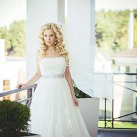 Невеста,прогулка
