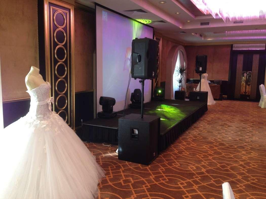 Сценические конструкции, световое и звуковое оборудование вашей свадьбы - фото 4478799 Music Show