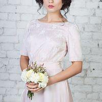 "model: Женя muah: Ксю Girya  dress: Шоу-рум ""ГОРОШИНА""  flowers & photo: Наталья Климова"