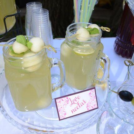 Натуральные лимонады