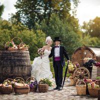 Декорации на свадьбе