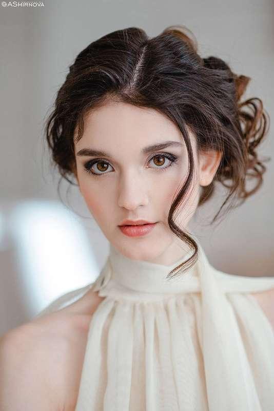 Анна* Чистое, свежее лицо, акцент на глазах. - фото 4664091 Визажист Туманова Мария