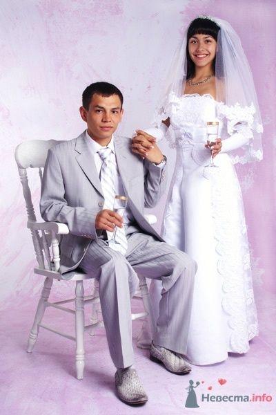 Фото 24378 в коллекции Свадебное фото (студия)