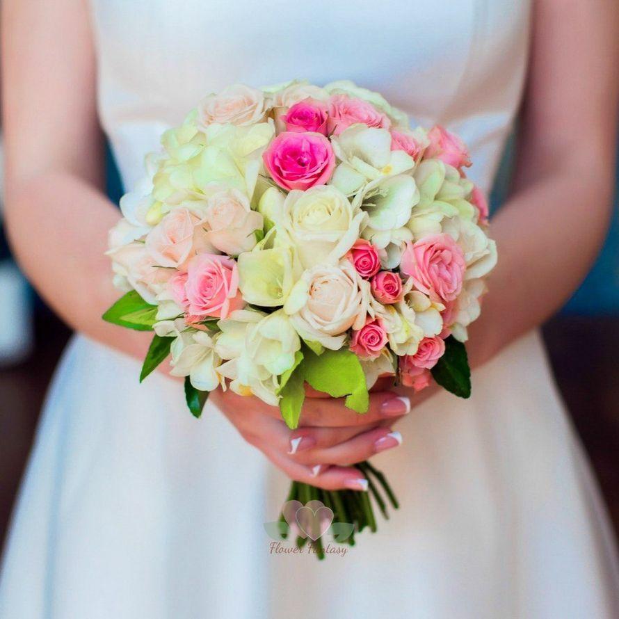 Цветы, свадебные букеты краснодар