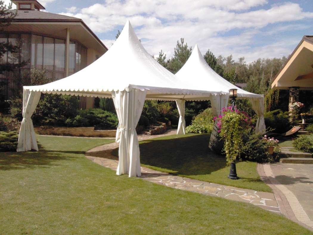 Пагода 5х5 - фото 4593539 Mr. Shater - аренда шатров и тентов