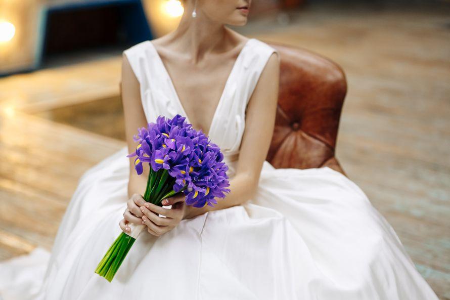 свадебная флористика - фото 4596289 Camilla флористическая мастерская