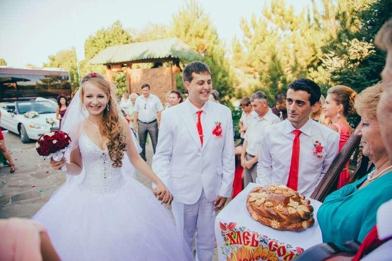 Свадьба Юрия и Елены Русановых - фото 4599851 Ведущая праздничных событий Ольга Гадырка