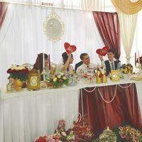 Свадебный банкет Саши и Тамилы
