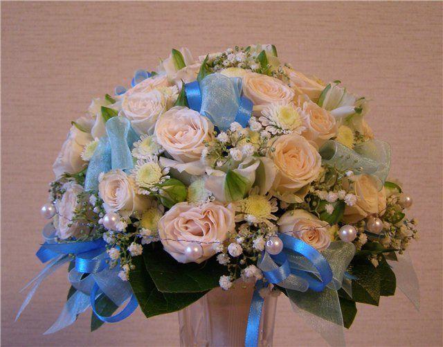 Фото 4600553 в коллекции Свадебные букеты и оформление - Цветочная империя