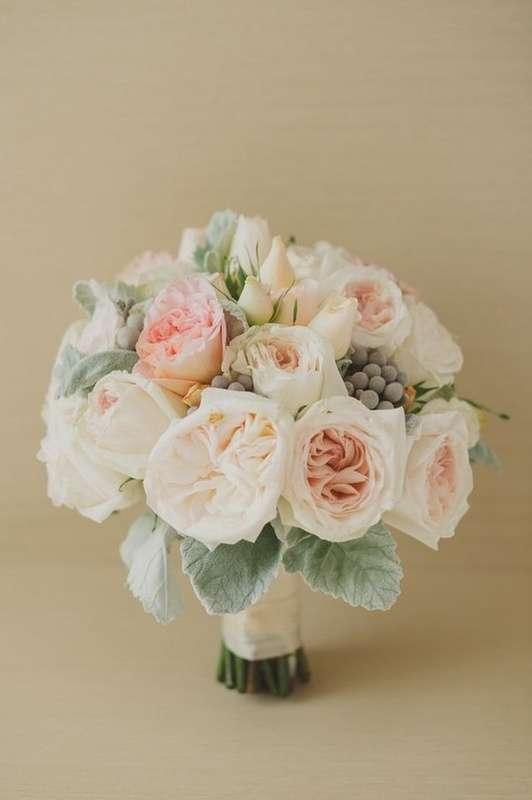 Фото 4600569 в коллекции Свадебные букеты и оформление - Цветочная империя
