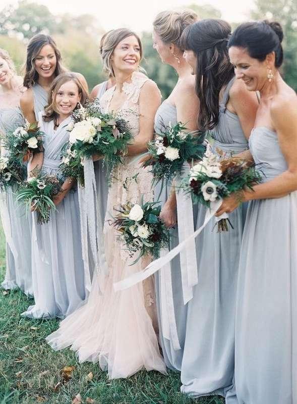 Фото 4628325 в коллекции Свадебное вдохновение от El Fleurs - Студия цветов El Fleurs