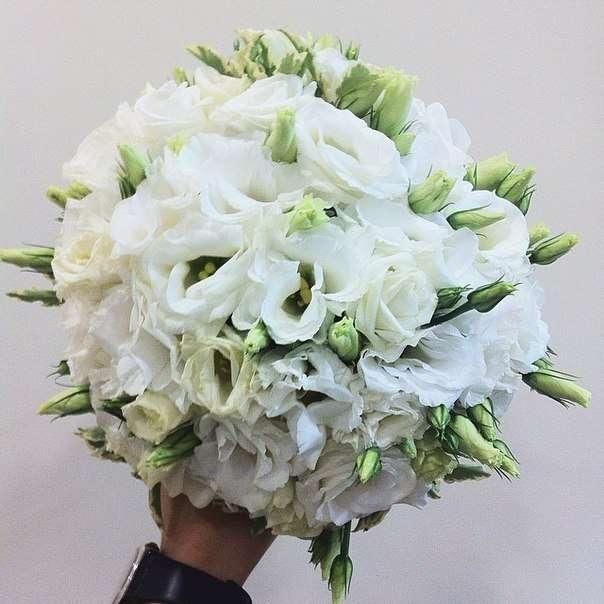 Фото 4628657 в коллекции Свадьбы. Архив. Букеты - Студия цветов El Fleurs