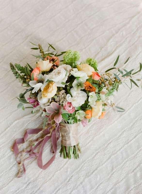 Фото 4628723 в коллекции Свадьбы. Архив. Букеты - Студия цветов El Fleurs