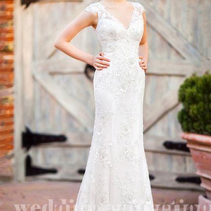 Свадебное платье Мэрилайн от Ирина Люкс