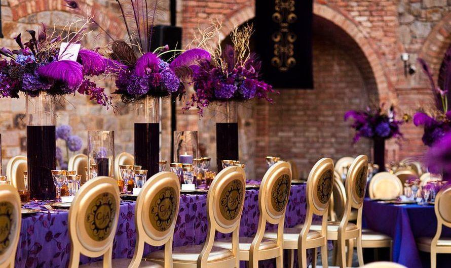 фиолетовый. сиреневый, золото, - фото 10438388 Невеста01