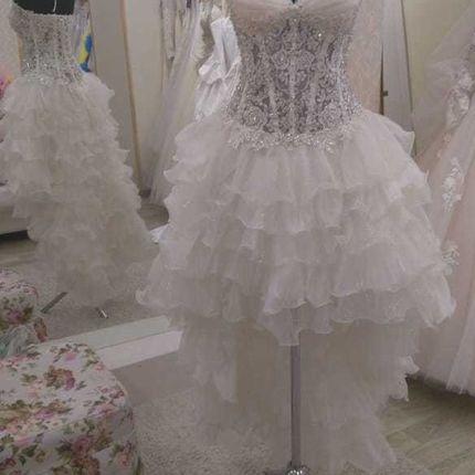 Платье для смелой невесты