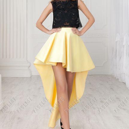 Вечерний комплект: юбка + топ