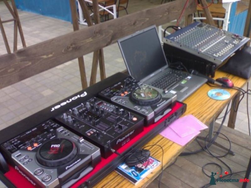 pioneer - фото 336683 DJ Slavin
