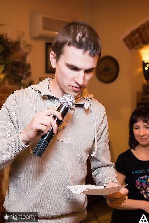 Погружен в творческий процесс!!))) - фото 4718503 Ведущий Александр и DJ Владимир