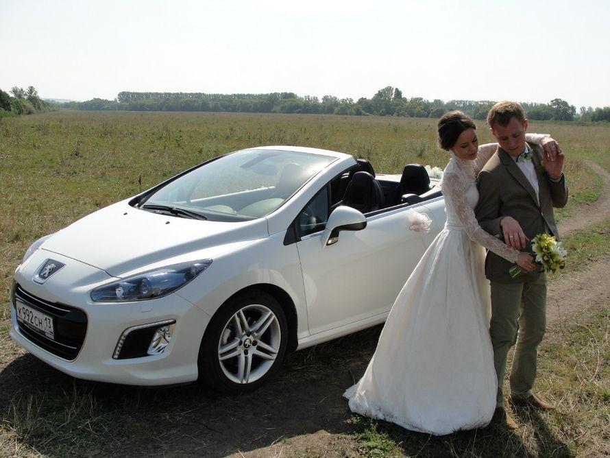 Фото 4726869 в коллекции свадьба Ирины и Антона 9 августа 2014 г. - Кабриолет В Саранске