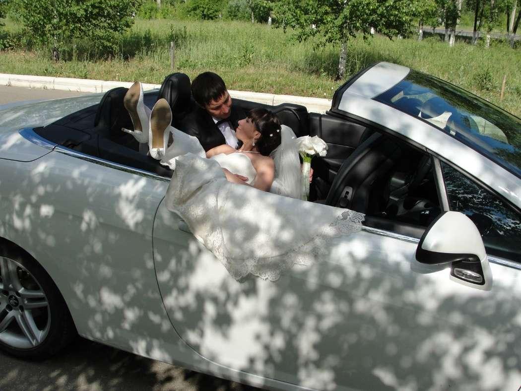 """Фото 4726921 в коллекции Свадьба Кристины и Дениса. - Прокат автомобилей """"Кабриолет"""""""