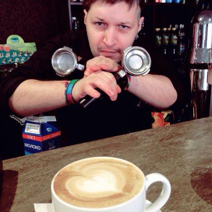 Кофе – мастерство и услуга «Личный бариста»