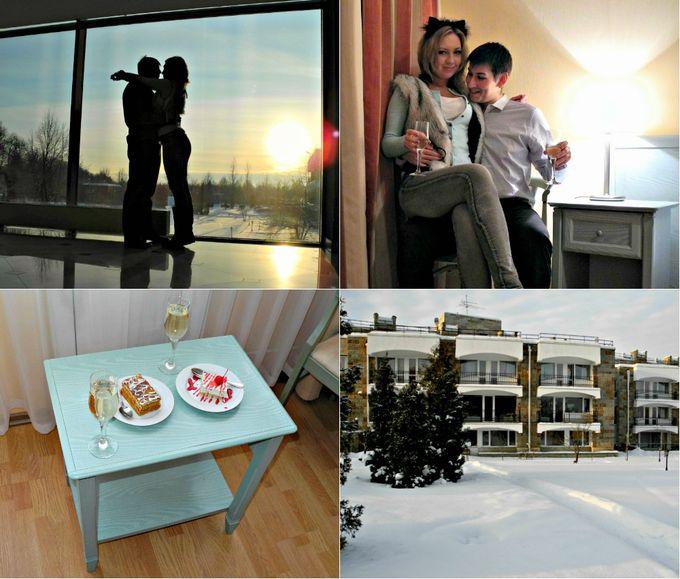 """Свои замечательные каникулы в конце 2014 мы провели в Парк-отель """"Потёмкине"""". Я бы с радостью отметила там свадьбу! на территории несколько ресторанов, парк и многое другое. Жаль в бюджет не вписывается) место очень замечательное, всем советую!"""
