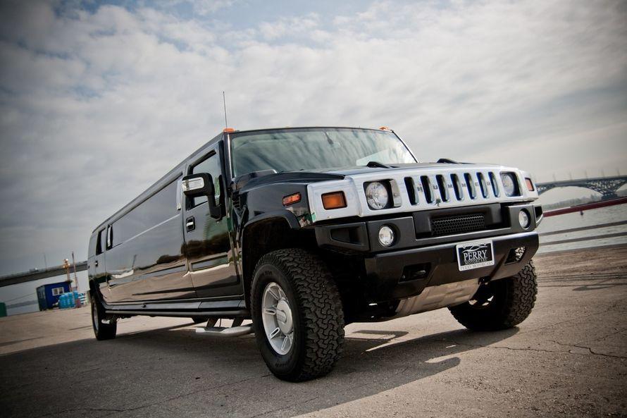 Аренда лимузина Hummer H2