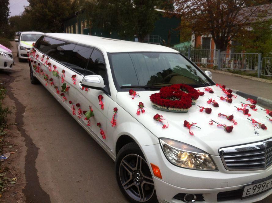 Аренда лимузина Mercedes-Benz 1 час