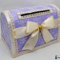 Коробка для денежных подарков