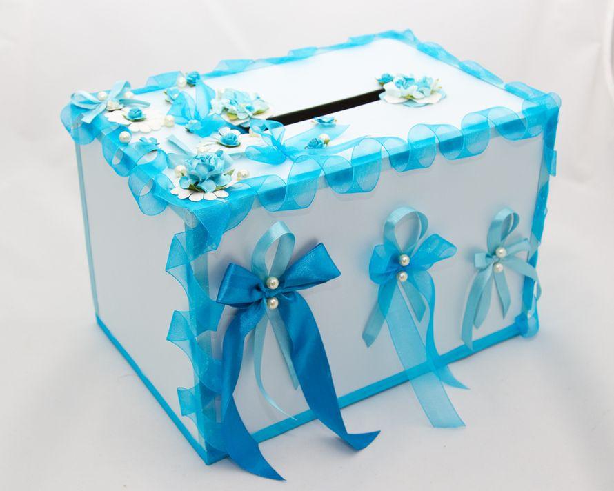 Коробка для подарков молодоженов 46