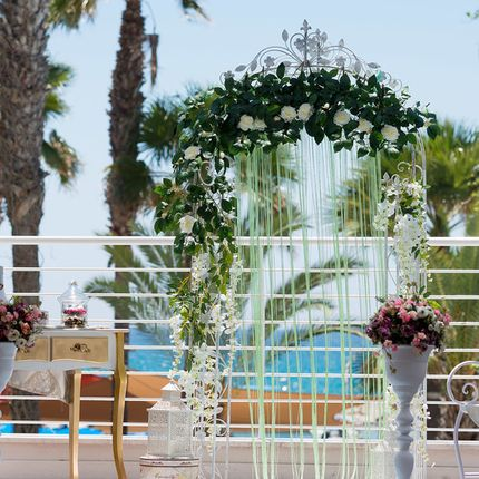 Символическая церемония на Кипре