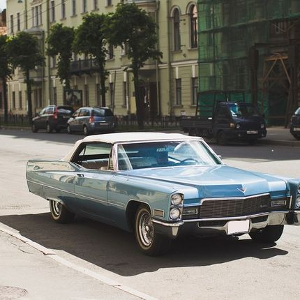 Аренда Cadillac Deville 1968