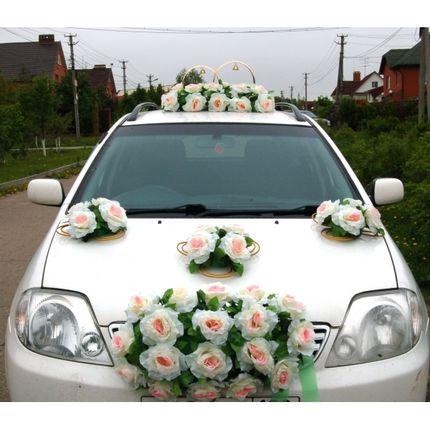 Готовый набор для свадебного кортежа