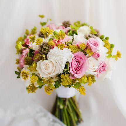 Сборный букет невесты