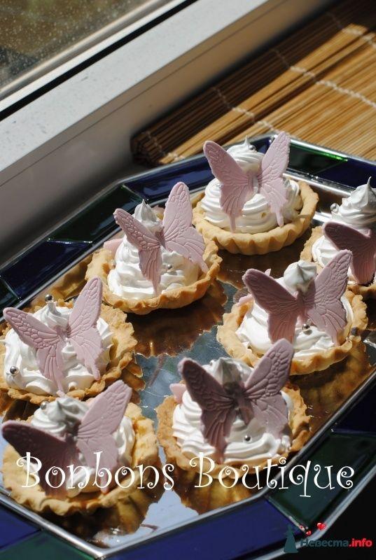 Фото 430741 в коллекции Свадебные торты - Bonbons Boutigue - Свадебные торты