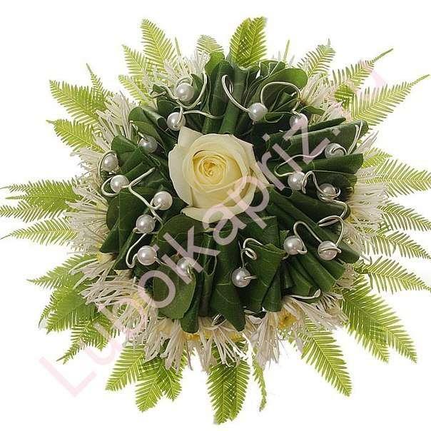 Фото 4905557 в коллекции Букеты невесты - Салон цветов Любой Каприз