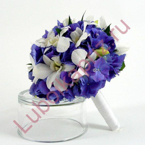 Фото 4905567 в коллекции Букеты невесты - Салон цветов Любой Каприз