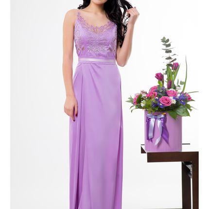 Вечернее платье Гиацинт
