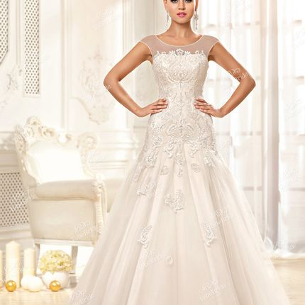 Свадебное платье ToBeBride BB469