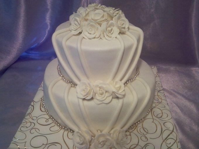 Торты на заказ белгород свадебные фото