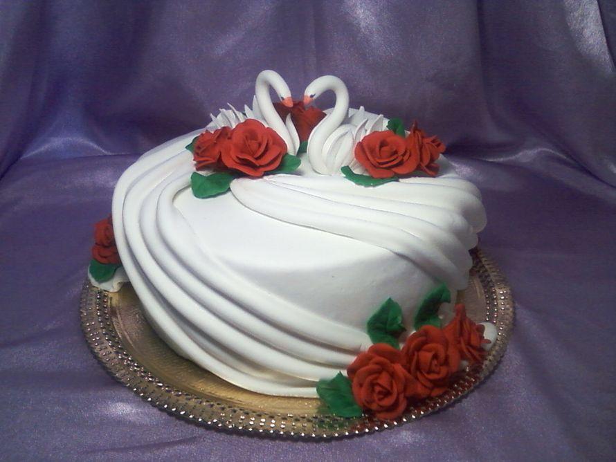 Фото декоративных тортов