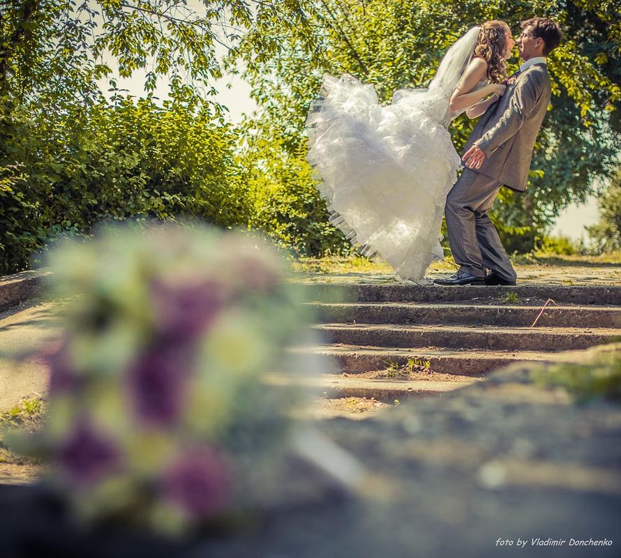 Фото 1004075 в коллекции Свадьбы и Love Story - Фотограф Владимир Донченко
