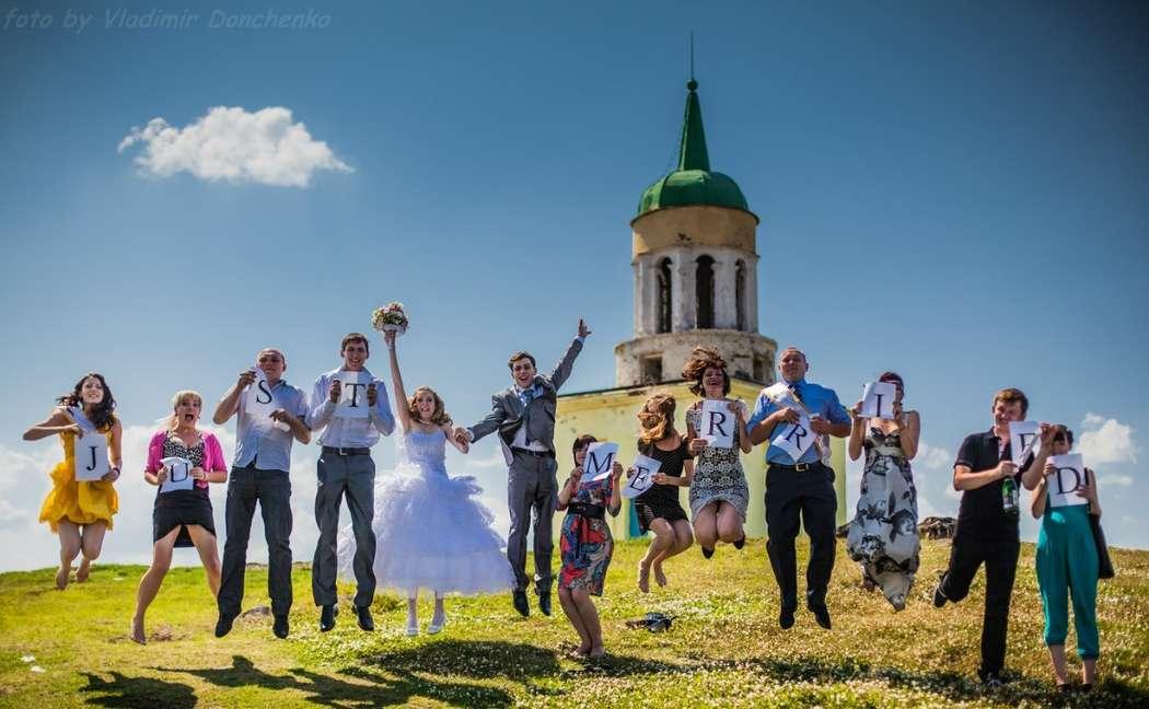 Антон и Лена. #фотограф #свадьба #свадебный #wolfnt #photont #фотография #праздник #невеста - фото 7446486 Фотограф Владимир Донченко