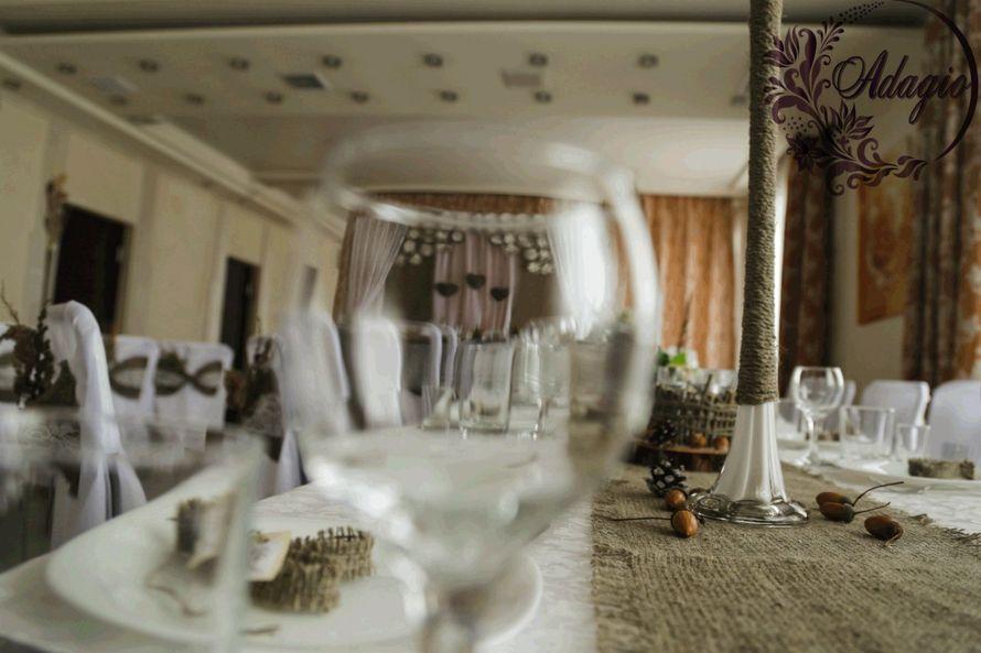 """Фото 4916545 в коллекции Свадьба в стиле rustic - """"Adagio"""" - свадебный декор"""