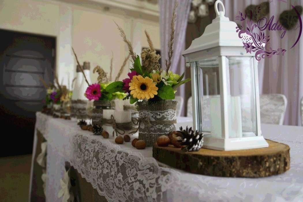 """Фото 4916561 в коллекции Свадьба в стиле rustic - """"Adagio"""" - свадебный декор"""