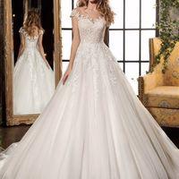 Коллекция 2016 - Essence Свадебное платье - 15351 Смотрите цены в каталоге на нашем сайте -  Запись на примерку 8 (495) 645-19-08